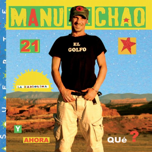 What I'm listening to this week: Manu Chao