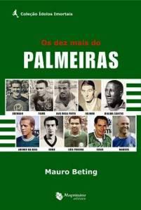 Capa do livro de Mauro Beting. Lançamento 16/03. Saraiva Eldorado.
