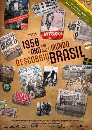 Já saiu em DVD o filme sobre a 1ª Copa do Mundo que a Seleção conquistou
