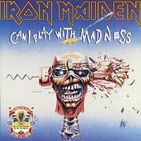 20/03/88 Can I Play with Madness/Black Bart Blues + Massacre, cover do Thin Lizzy