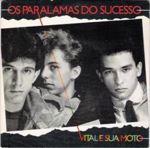 1º compacto dos Paralamas, 1983