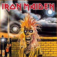 Iron Maiden, o 1º álbum