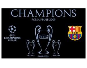 Da loja oficial do Barça