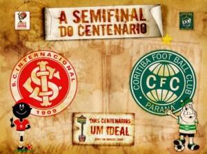 A semifinal do centenário