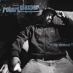 Capa do último CD de Glasper: In My Element