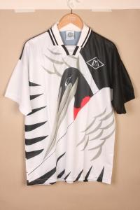 Camisa do Mixto, acervo José Cassio Erbist. Foto: Bruno Gabrielis / Museu do Futebol