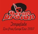 Capa Berimbrown Live 2007