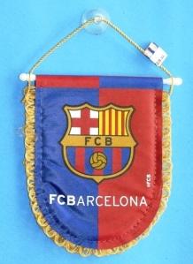 Barcelona banderín 2007