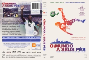DVD MUNDO AO SEUS PES:DVD PADRAO