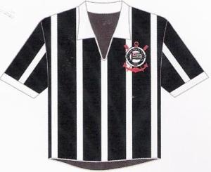 Corinthians: a listrada da década de 50 é a preferida de Gini. Pág.63.