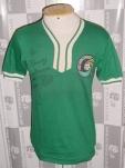Camisa usada por Pelé no Cosmos. Coleção de Paulo Gini.