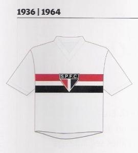 São Paulo. O colecionador escolhe a camisa clássica, de 1936-64. Pág. 232.