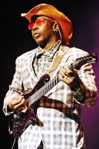 Guitar hero: Vernon Reid. FOTO Stephan Solon / Via Funchal