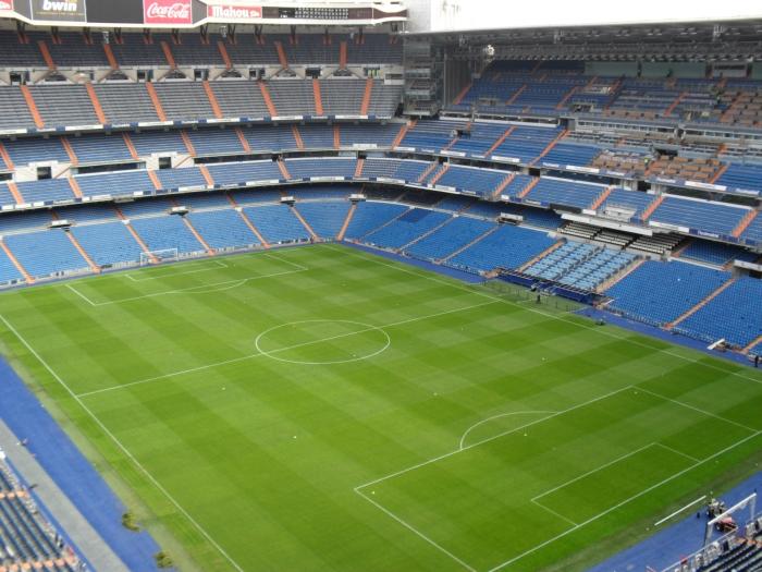 Bernabéu!