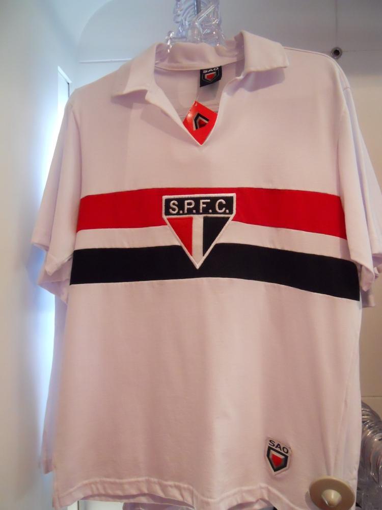 Camisas Retrô do São Paulo (4/6)