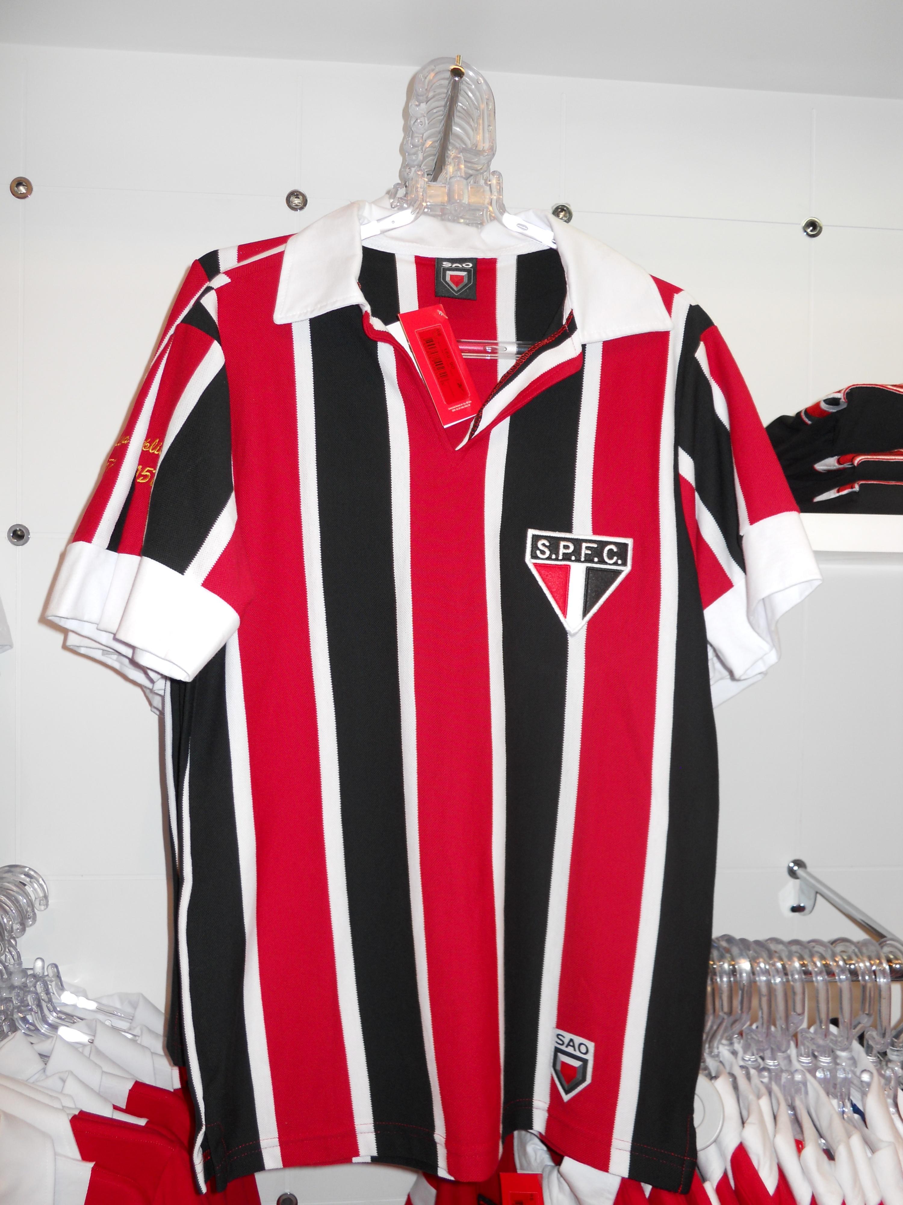 86150291fe Camisas Retrô do São Paulo – Fut Pop Clube