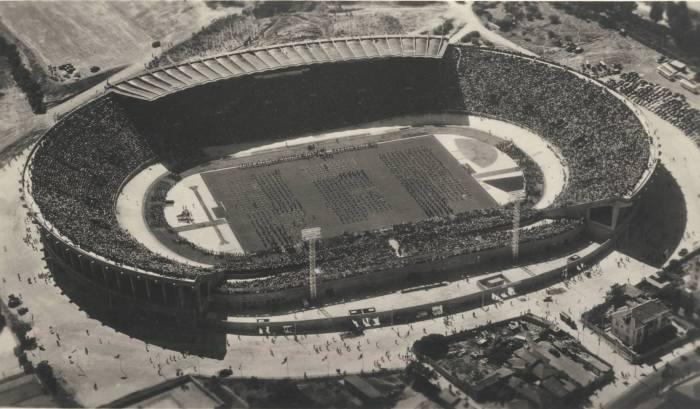 10/06¹956, José Alvalade século XX: IMAGEM www.facebook.com/SportingClubePortugal/
