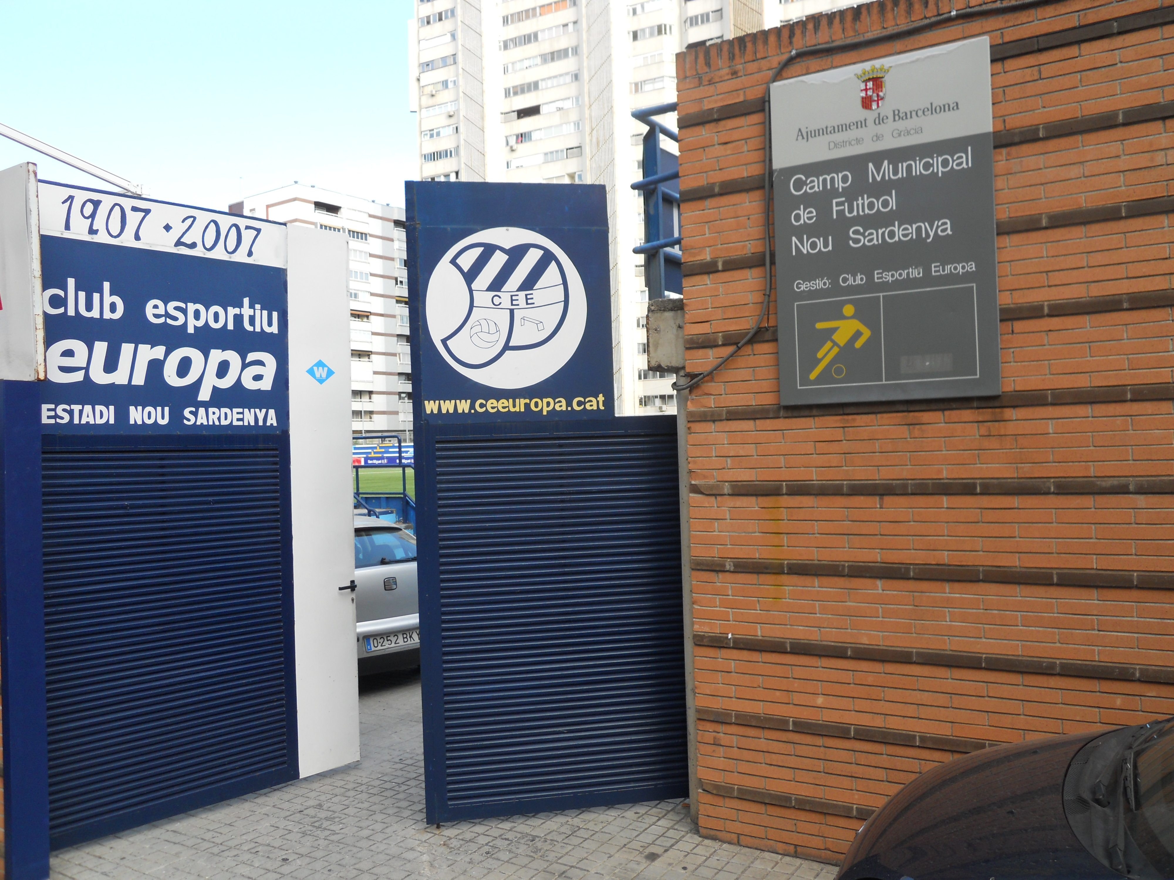 Club Esportiu Europa Fut Pop Clube