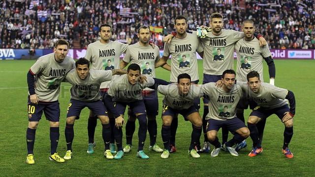 FOTO Miguel Ruiz @ FCB http://www.fcbarcelona.cat/