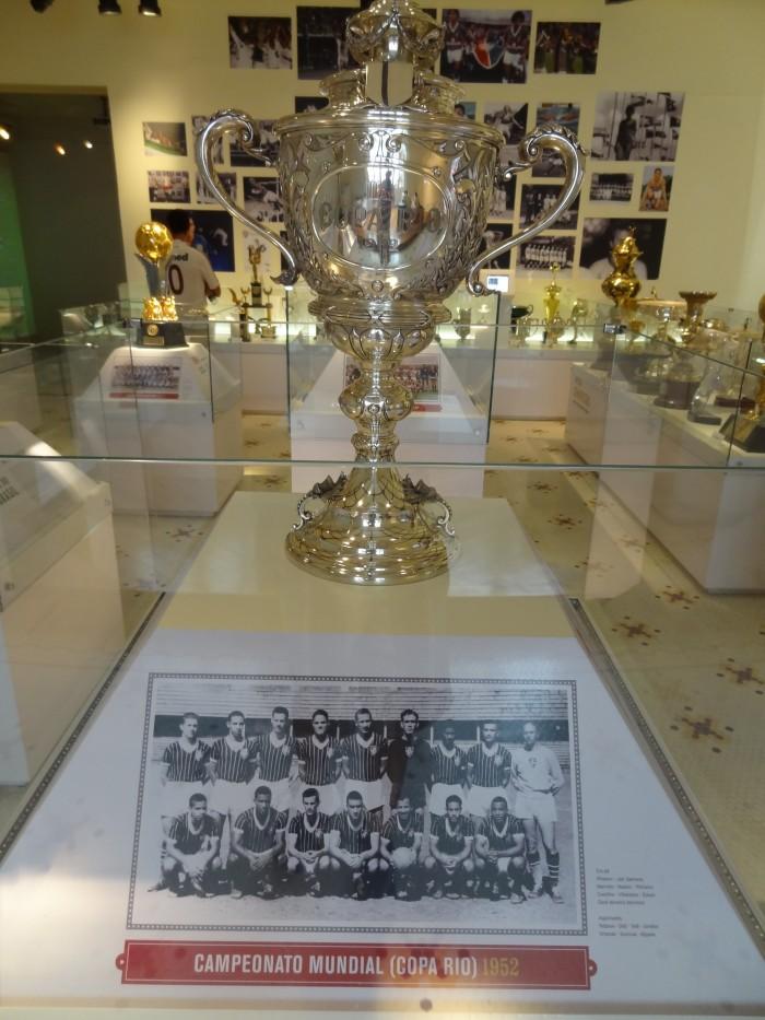 Copa Rio, 1952: pro Flu, é mundial - assim como a de 1951 para o Palmeiras