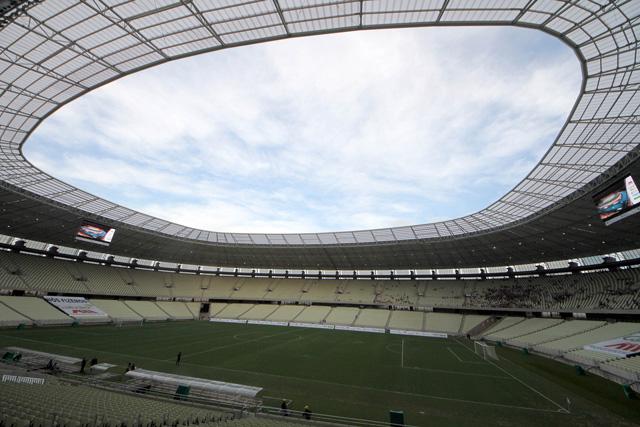 FOTO Glauber Queiroz / Portal da Copa/ME
