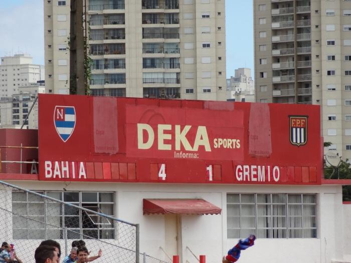 Final: Bahia 4x1.