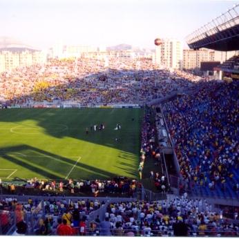 Casamento antes de BRasil 1x2 Noruega, na Copa de 98. @FutPopClube