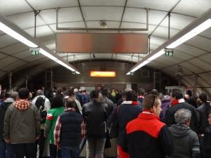 Metrô: San Mamés.