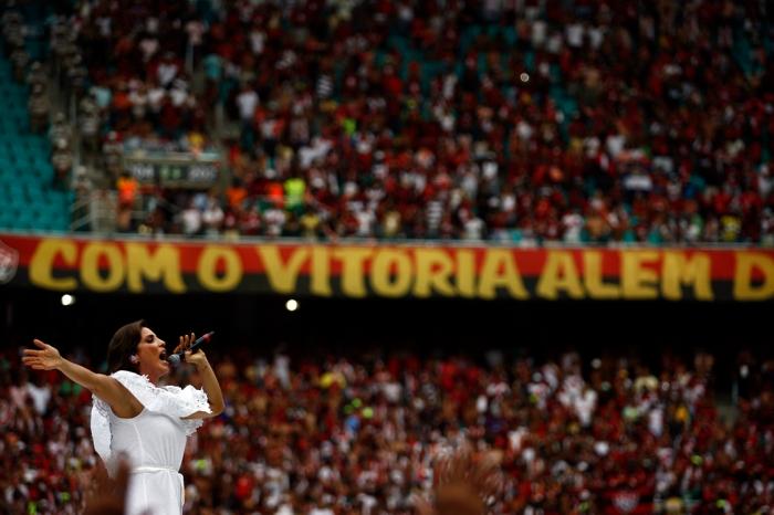 FOTOS: Agência BaPress - publicadas no Portal da Copa www.copa2014.gov.br/