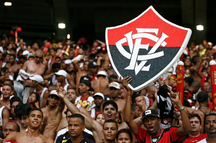 Torcida do Leão da Barra FOTOS: Agência BaPress - publicadas no Portal da Copa www.copa2014.gov.br/