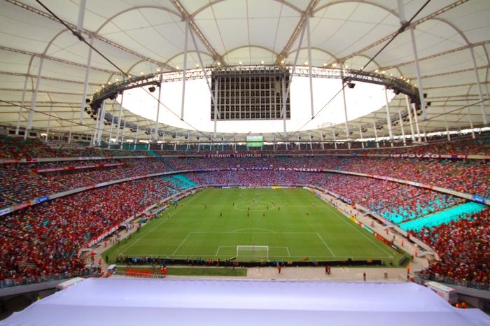 FOTOS: BaPress - publicadas no Portal da Copa www.copa2014.gov.br/