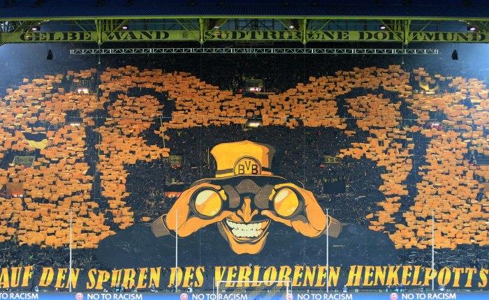 """Borussia Dortmund de olho na """"orelhuda""""…"""