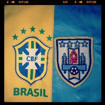Mineirão, 26 de junho. Brasil 2x1 Uruguai. Semifinal da Copa das Confederações 2013.