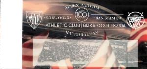 A entrada comemorativa : www.athletic-club.net/