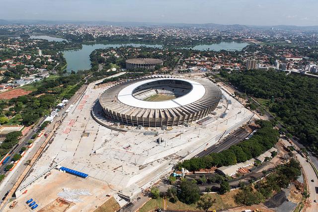 Foto RODRIGO LIMA  | Portal da Copa | dez.2012