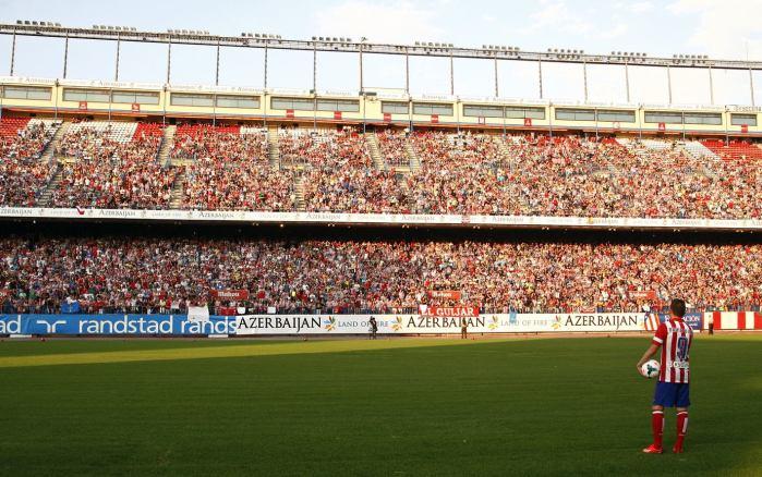 """Maravilla"" FOTO A.G.  http://www.clubatleticodemadrid.com/ | https://www.facebook.com/AtleticodeMadrid"