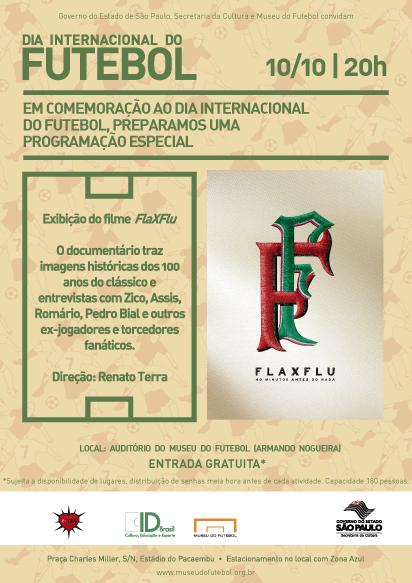 Dia do Futebol - Flaflu