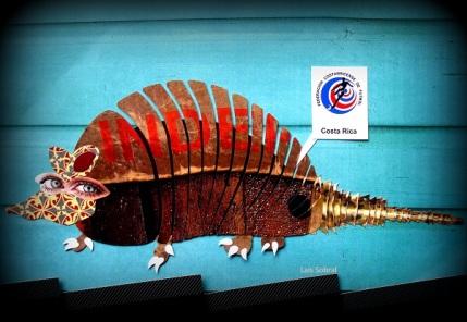 Arte de LAIS SOBRAL especial para o@FutPopClube | http://www.flickr.com/photos/lais-sobral/