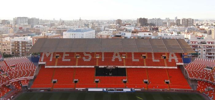 O visual inaugurado na temporada 2013/2014 : http://www.valenciacf.com/