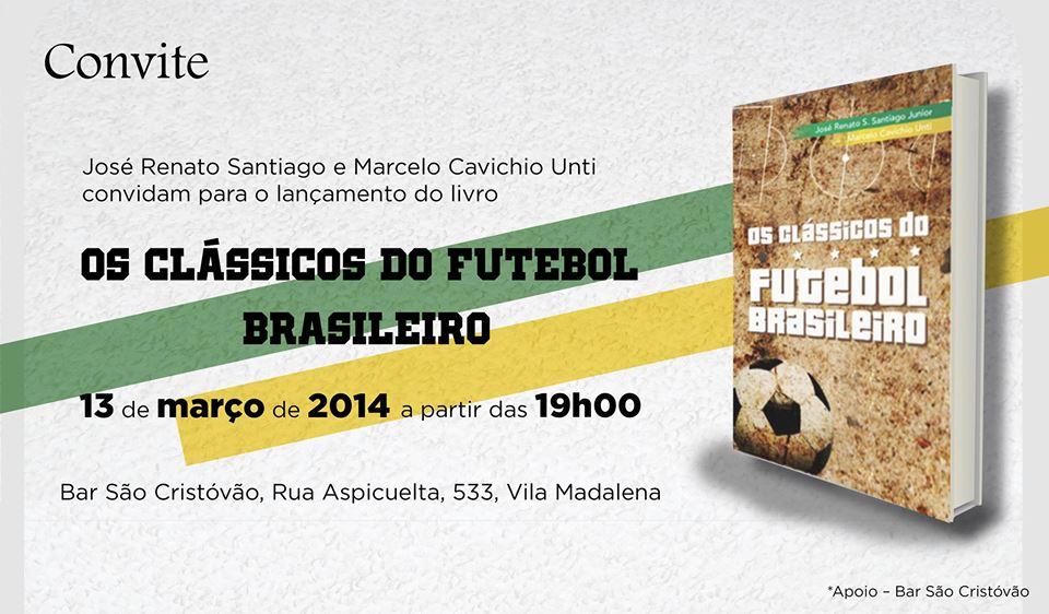 """Almanaque do São Paulo"""" + """"Os Clássicos do Futebol Brasileiro ... 841012a9cf4d1"""