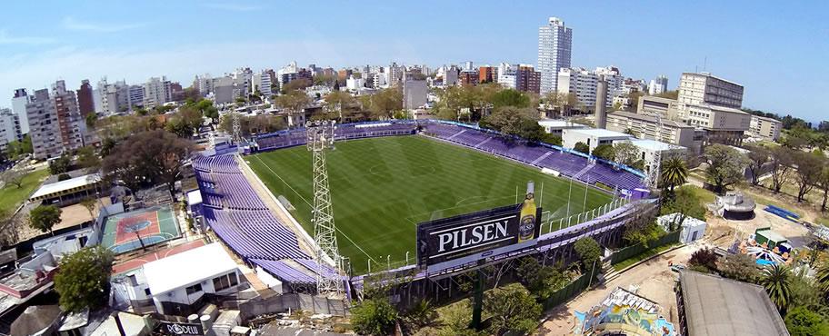 Resultado de imagem para Estadio Luis Franzini Estádios