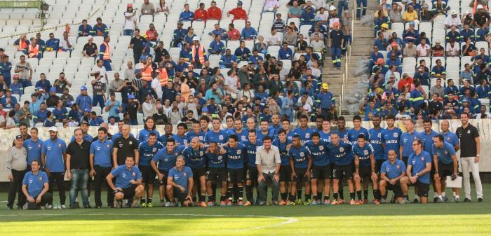 FOTO Danilo Borges / Portal da Copa / Ministério do Esporte: http://copa2014.gov.br/