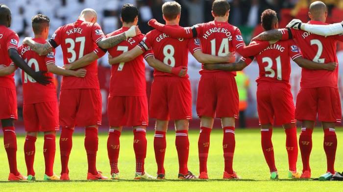 Imagem da página do Liverpool no Face, em Português. https://www.facebook.com/BrasilLFC?brand_redir=1