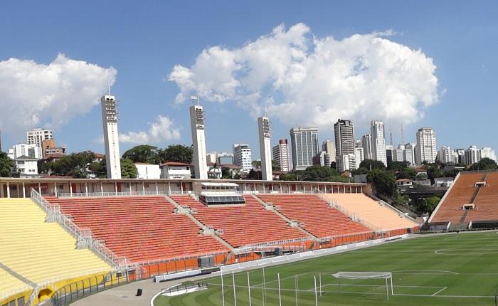 A expo Futebol dePapel.