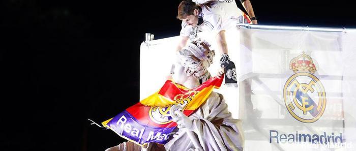 Casillas campeão de novo. http://www.realmadrid.com/pt