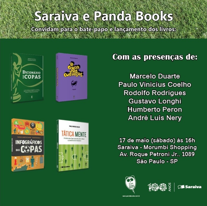 Convite virtual Futebol Copa