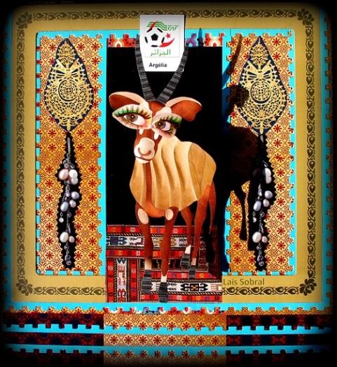 Argélia. ARTE Lais Sobral: https://www.flickr.com/photos/lais-sobral/