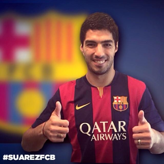 Barça 2014-15. Agora com Suárez, livre para jogar. (1/6)