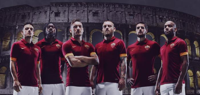 https://www.facebook.com/officialasroma