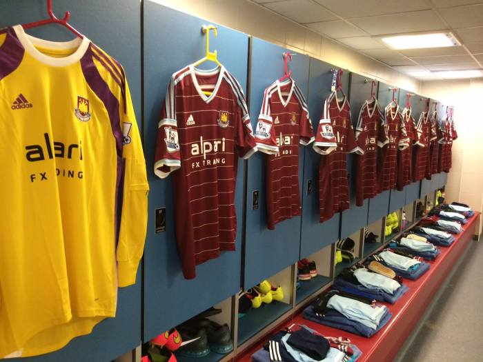 West Ham United 2014-15